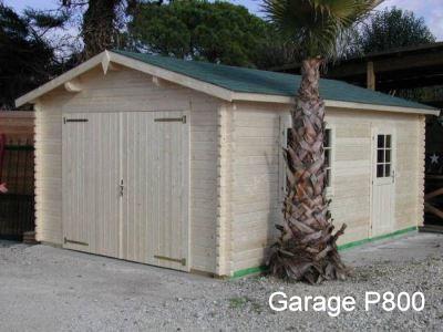 Garage P800