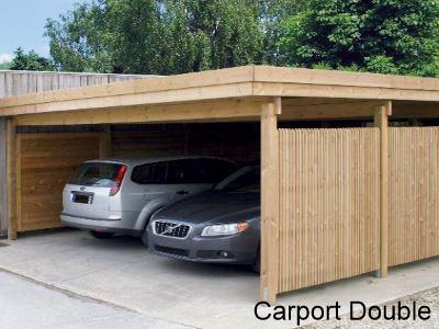 Carport Double